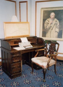 Nevil Shute's Desk