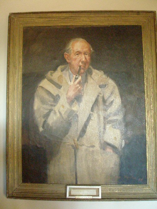 Portrait of Nevil Shute