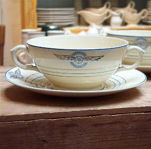 Soup Bowl from Yorkshire Aeroplane club